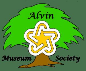 Alvin Museum Society Logo